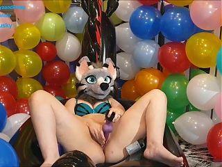 Frayas Balloonworld Play whit BD Rex