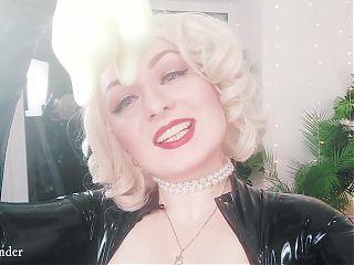 Cuckold selfie femdom pov video