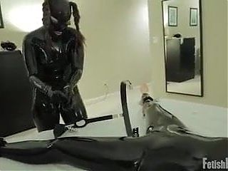 Catsuit Chastity