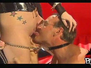 Dominatrix Allie Sin Has A BDSM Sex Encounter
