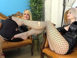 slave worship 2 english mistress feet