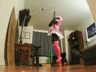 Sissy slut hanging around