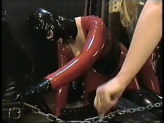 Heavy Rubber Bondage Fetish