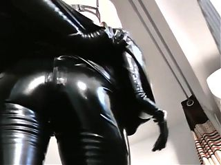 Latex Mistress Sweat Catsuit