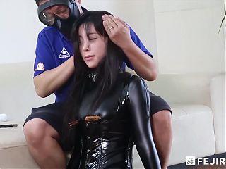 Fejira com – Fetish slave girl become a dog